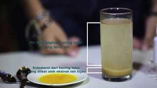 DEMO PRODUK NUTRILITE   Nutrilite CH Ballance with Green Tea Extract Halau Kolesterol