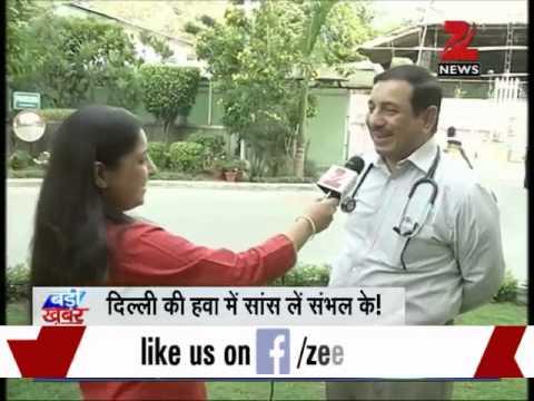 Download Unacceptable levels of toxic air in Delhi