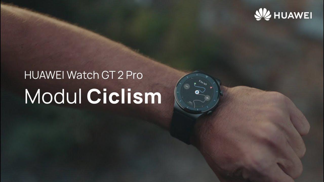 HUAWEI Watch GT2 Pro - Modul Ciclism