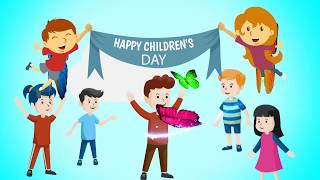 ChildrensDay greetings 2019 Happy childrens day whatsapp status Childrens Day wishes Song