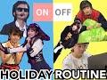 HOLIDAY  ROUTINE〜休みの日〜 の動画、YouTube動画。