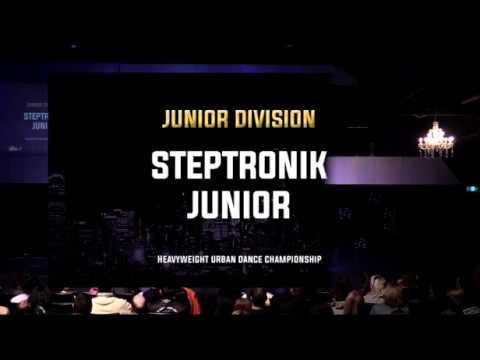 STEPTRONIK JUNIOR - LIGHTWEIGHT DIVISION - HUDC 2017