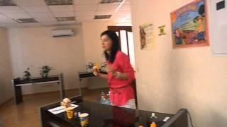 Презентация урока в школе Спраут ч 5