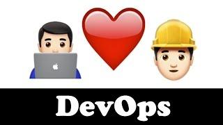 Le DevOps expliqué en emojis