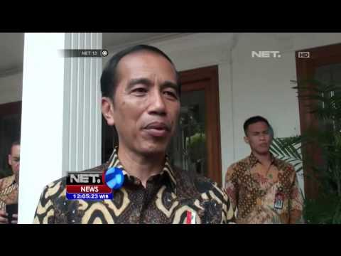 Joko Widodo Tegaskan Stop Pungli - NET 12