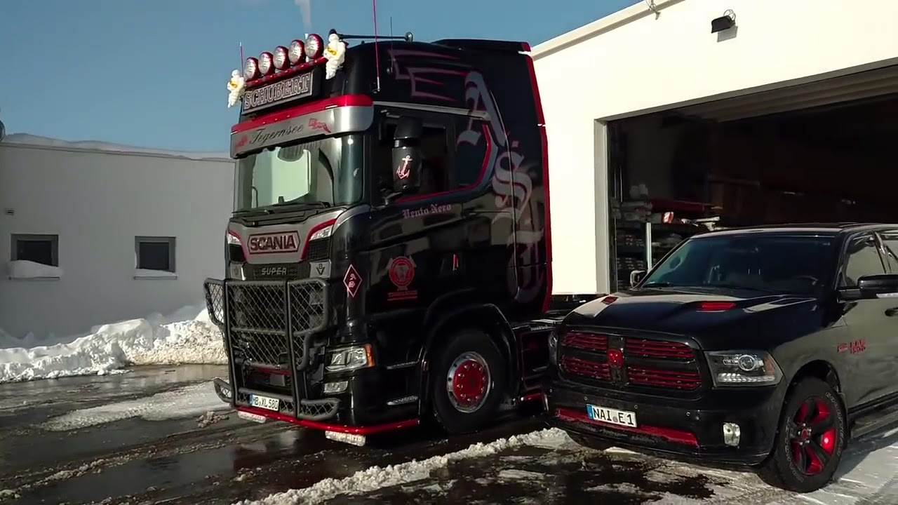 2018 Scania S 580 V8 Power Ngs Andreas Schubert