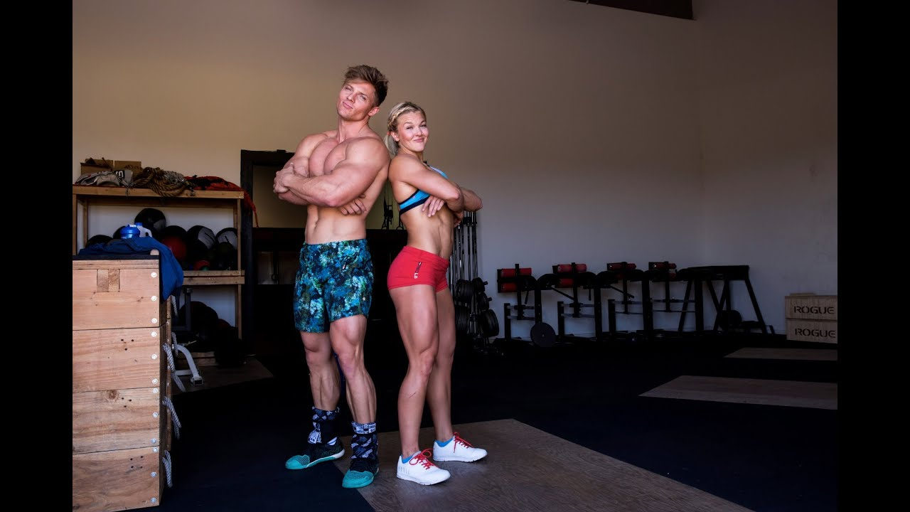 Physique Meets Fitness with Steve Cook and Brooke Ence