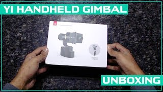 Yi Handheld Gimbal Unboxing | Aliexpress | India | Delhiocity