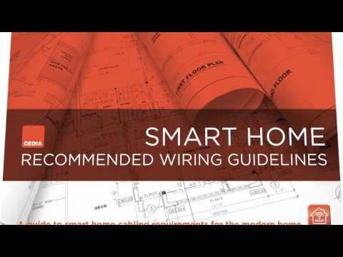 Guide to Smart Home Wiring
