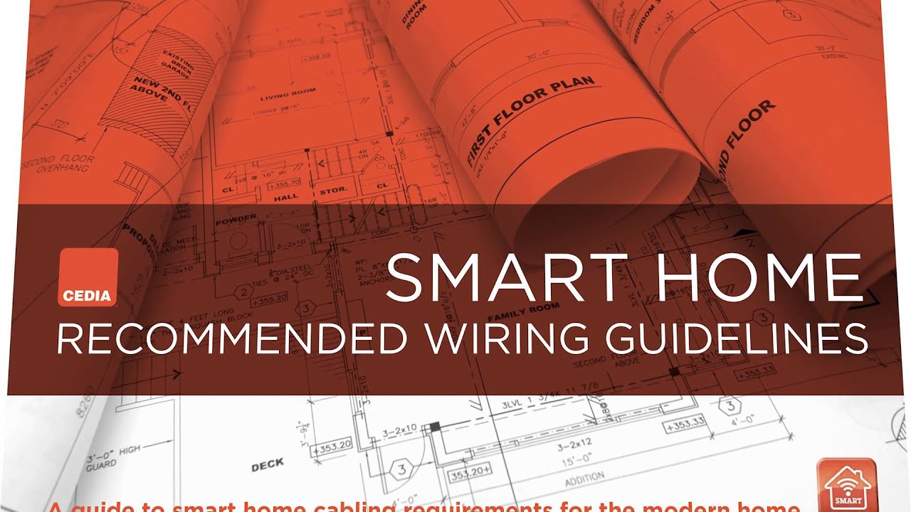 guide to smart home wiring [ 1280 x 720 Pixel ]