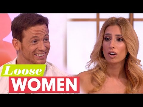 Joe Swash Shocked After Stacey Solomon's Relationship Confessions Revealed! | Loose Women