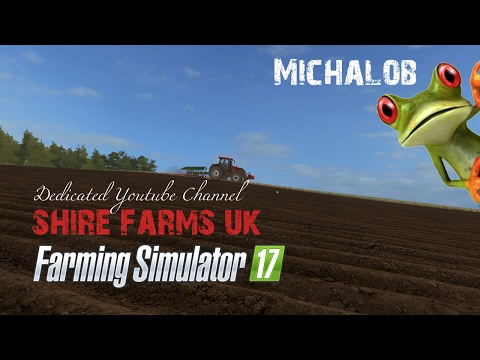 Shire Farms UK Live Stream - Making hay