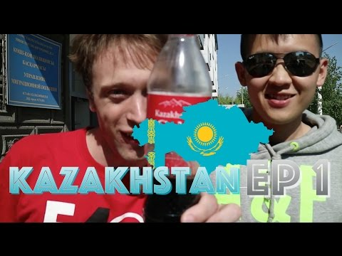 ICE Travel KAZ | EP 1 Kazakhstan Cola 哈薩克版可樂?!