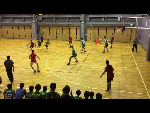IFG Finals 2017 OneArts Vs Business
