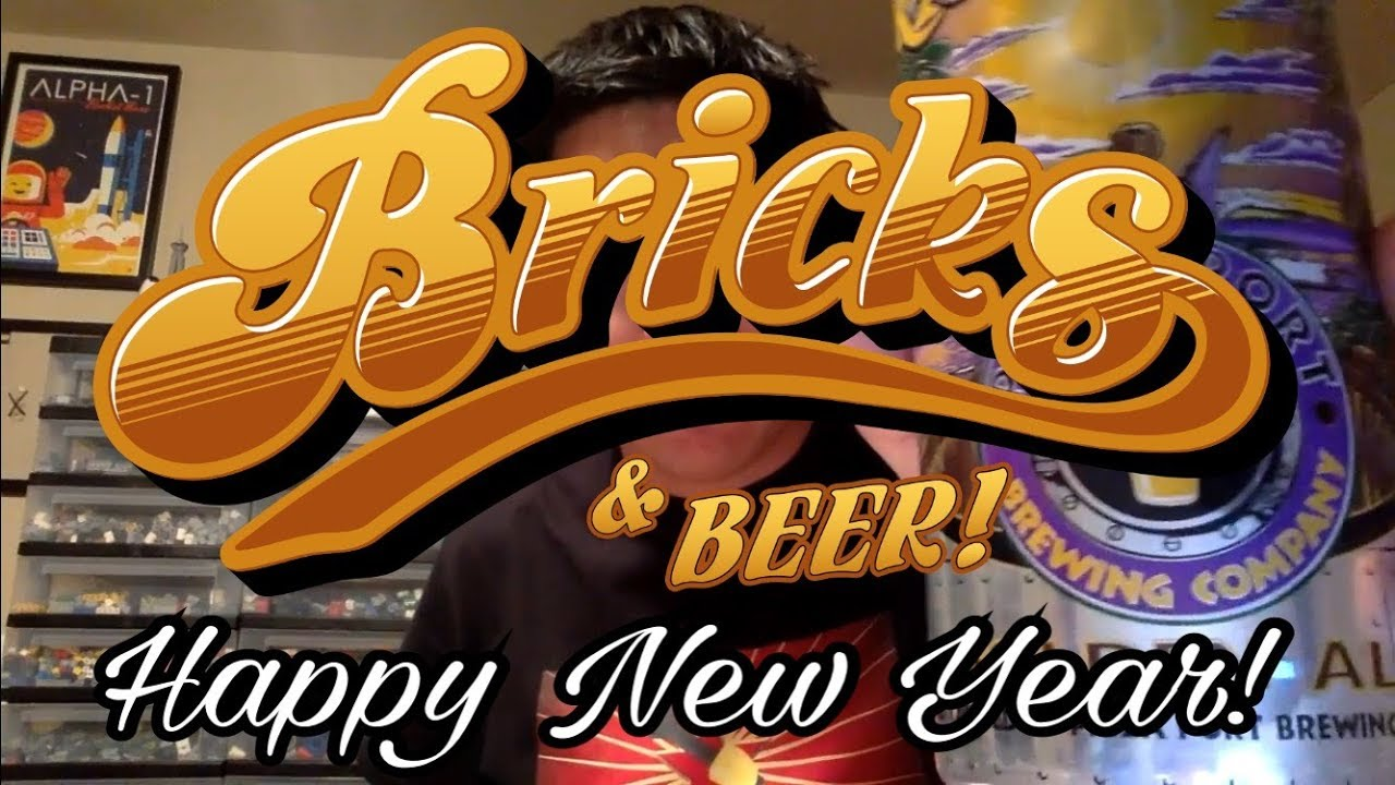 bricks beer happy new year
