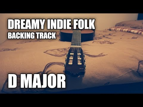 Dreamy Indie Folk Acoustic Guitar Instrumental In D Major