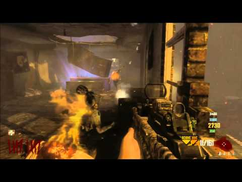 COD Black Ops 2 Zombie-Survival Town