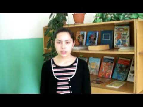 Изображение предпросмотра прочтения – ДарьяМаранина читает произведение «Дневник Тани Савичевой» П.А.Великжанина