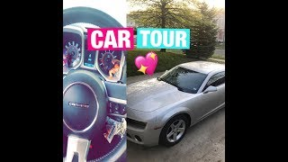 2011 CHEVY CAMARO CAR TOUR!!!!