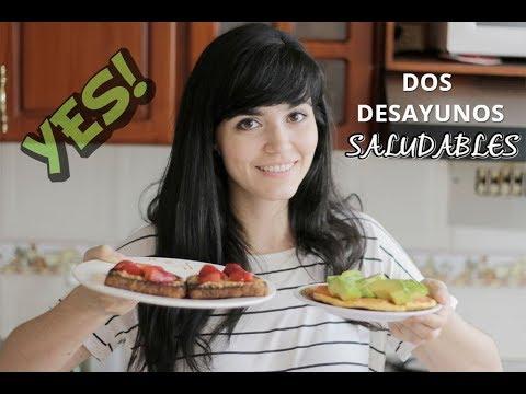 Ideas Veg - Dos desayunos fáciles y saludables