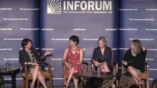 Inforum: Sf's Power Women Of Eventbrite, Modcloth & One Kings Lane (5/29/14)