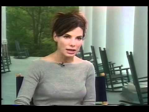 "Sandra Bullock about a movie ""28 DAYS"""