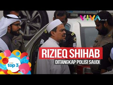 VIVA Top3: Rizieq Ditangkap, Teror King Cobra & Durian di Sriwijaya Air Mp3