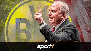 Hoeneß kritisiert Dortmunds Transferpolitik - zurecht? | SPORT1