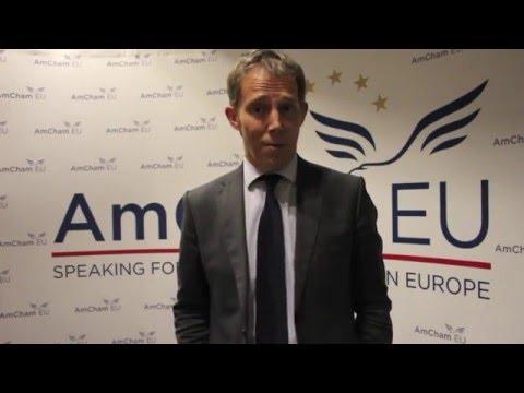AmCham EU European Parliament Outreach Task Force