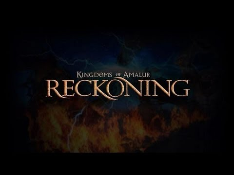 Обзор игры Kingdoms of Amalur: Reckoning