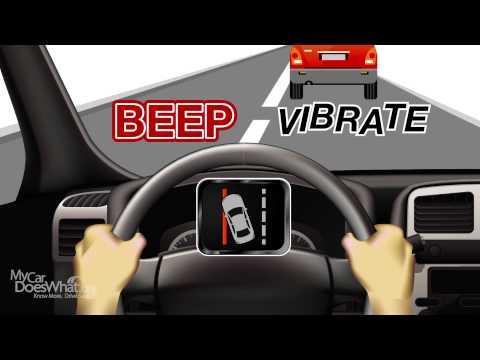 Lane Departure Warning (LDW) - Quick Guide Animation