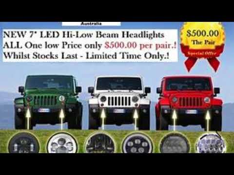 Automotive LED Lighting Retail Business For Sale Perth WA 720p