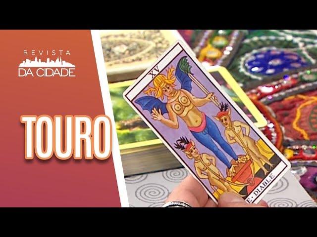 Previsão de Touro 21/04 a 20/05 - Revista da Cidade (25/02/19)