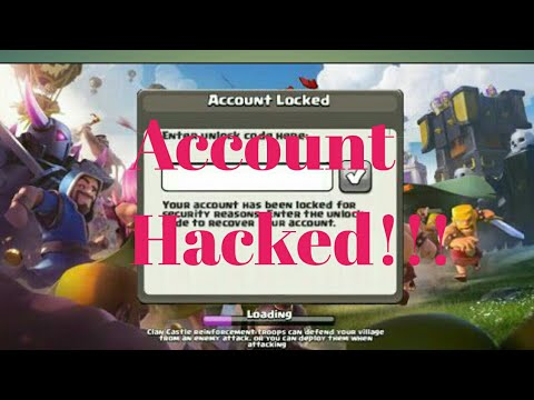 How To Open Anyone Clash Of Clans Account Easily