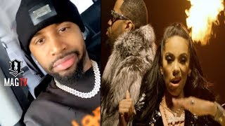 Safaree Explains Why Erica Did NOT Rap On His Song Parasites! 🤷🏾♂️