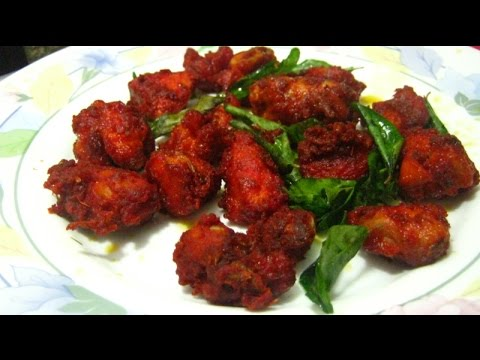 Simple Spicy Protein Rich Chicken Dry Fry