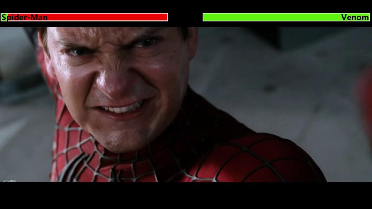 Download Spider-Man 3 (2007) Final Battle with healthbars
