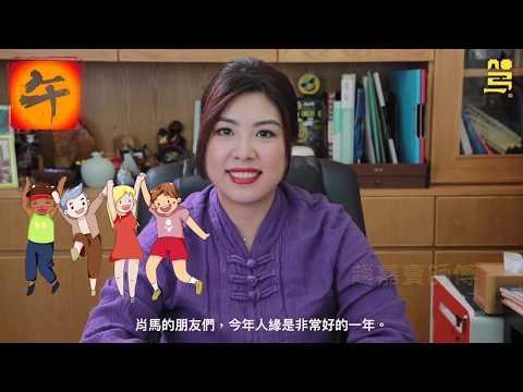 己亥2019年-生肖運程:馬