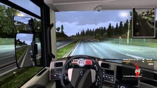 Euro Truck Simulator 2 (Мод 2010 л.с.)