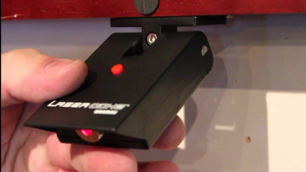 Hi-Tech Laser Beam Throw Line Oche Viper Laser Dart Line Adjustable