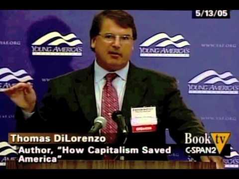 Thomas DiLorenzo - The FDR Myth