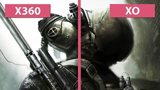 Metro Last Light – Original Xbox 360 vs. Redux Xbox One Graphics Comparison [HD]