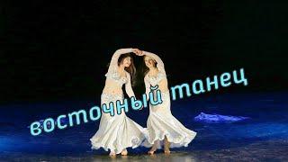 Зимнее настроение      Шоу bellydance дуэт - школа танца живота Divadance