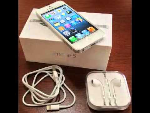 Harga dan spesifikasi Apple iPhone 5 - 16 GB - Putih