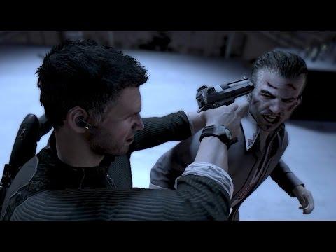 PISTOL + SHOTGUN (Splinter Cell Conviction)