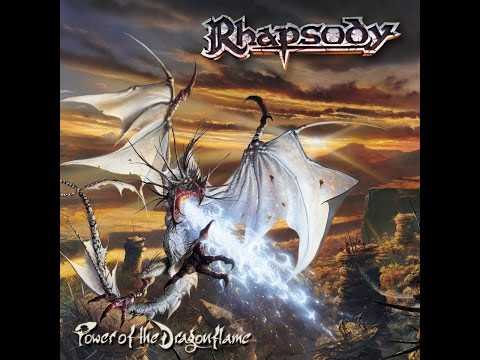 rhapsody power of the dragonflame