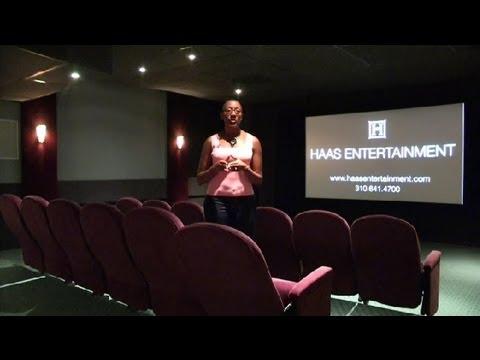 Movie Theatre Room Ideas : Interior Design Ideas