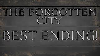 Skyrim - Radioactive Dungeon! - The Forgotten City! (Best Ending)
