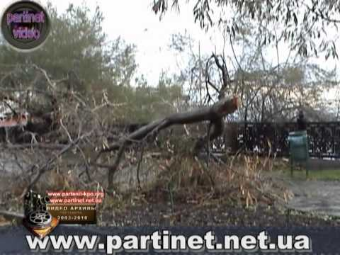 Партенит ураган 11.11.2007