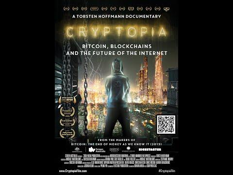 #CryptopiaFilm Trailer // Cryptopia: Bitcoin, Blockchains And The Future Of The Internet